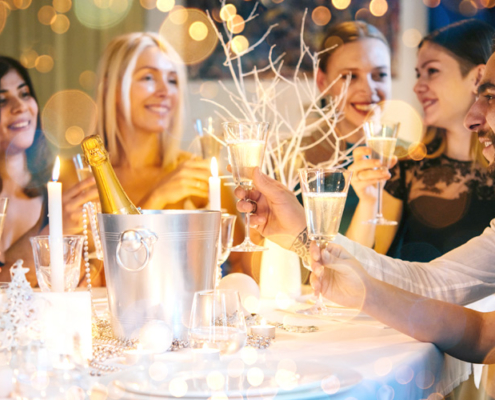 Your Christmas party will be an unforgettable event!